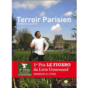 Editions Laymon - Terroir Parisien - Yannick Alléno
