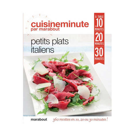 Editions Hachette - Petits plats italiens by Joy Skipper (french book)