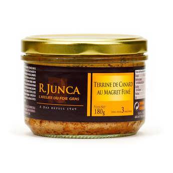 R. Junca - Smoked Duck Breast