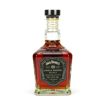 Jack Daniel's - Whisky Jack Daniel's model single barrel 45%