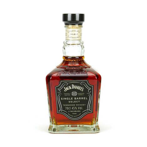 Jack Daniel's - Whisky Jack Daniel's single barrel 45%