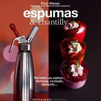 Editions Marabout - Espumas & Chantilly - Paul Simon