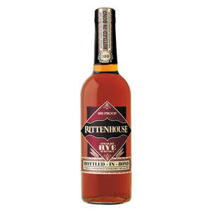 Rittenhouse - Whisky Rittenhouse 100 Proof - 50%