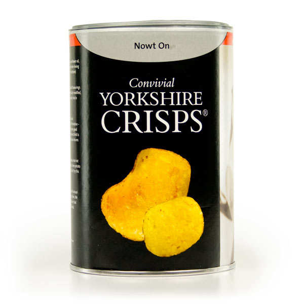 chips anglaises sans sel nowt on yorkshire crisps company. Black Bedroom Furniture Sets. Home Design Ideas