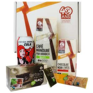 Artisans du monde - 'The essential' Organic & Fairtrade Gift Set