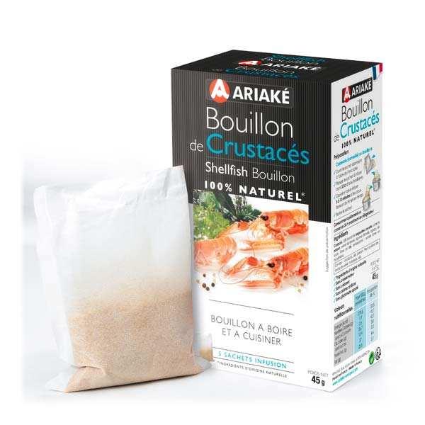 Bouillon de crustacés - Ariaké