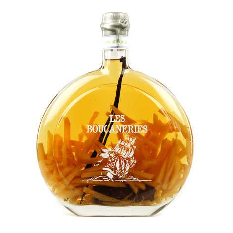 Liqueurs Fisselier - Punch léger au rhum arrangé au gingembre - 18%