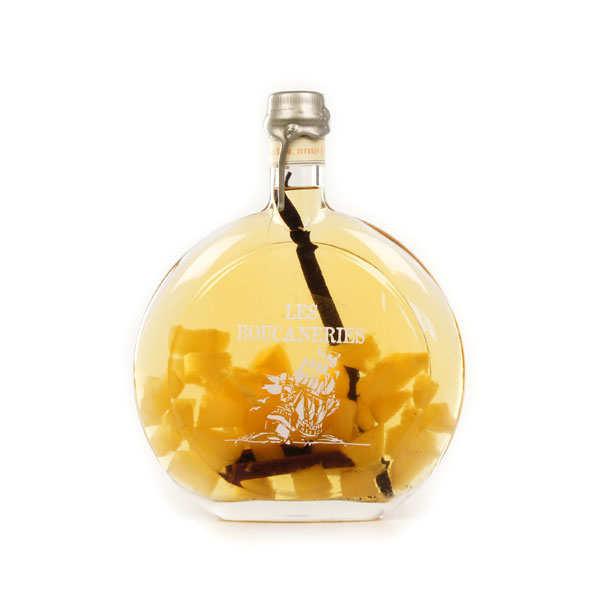 Rum punch with pineapple - 18% - Liqueurs Fisselier - BienManger.com