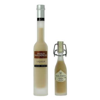 Liqueurs Fisselier - Crème de liqueur au pain d'épices - 17%