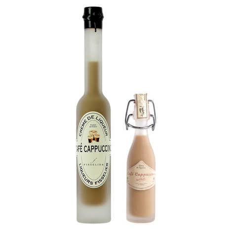 Liqueurs Fisselier - Crème de liqueur café cappuccino - 17%