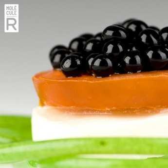 Saveurs MOLÉCULE-R - Kit de cuisine moléculaire R-évolution