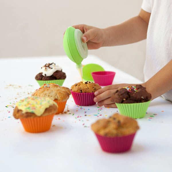 kit cuisine créative muffins et cupcakes pour enfants