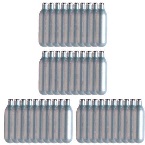 Mastrad - 30 chargers for Mastrad siphon + 10 free