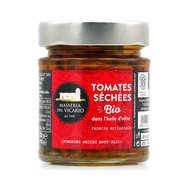 masseria del Vicario - Organic dry tomatoes and capers in olive oil
