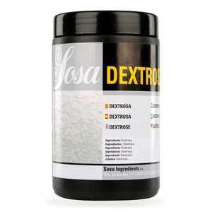 Sosa ingredients - Dextrose  - Sosa