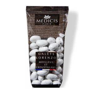 Dragées Médicis - Lorenzo Pebbles - White