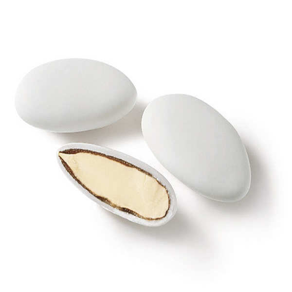 Extreme delicacy almonds