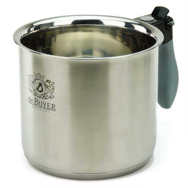 Double-Walled 'Bain-Marie' Boiler Saucepan