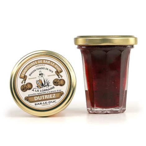 Maison Dutriez - A la Lorraine - Seedless redcurrant jam - 85g