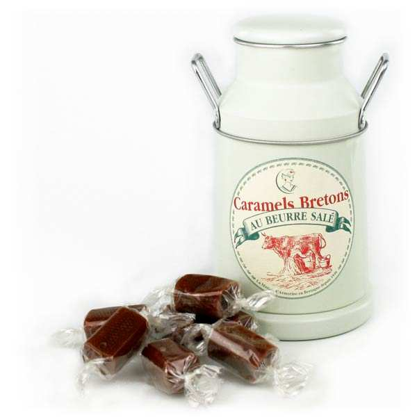 Salted Butter Caramels from Brittany - 150g