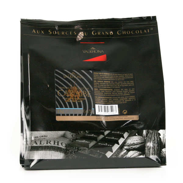 Grand Cru Dark Baking Chocolate Caraïbe 66%