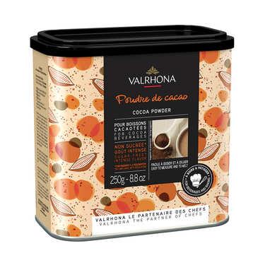 Poudre de cacao Valrhona