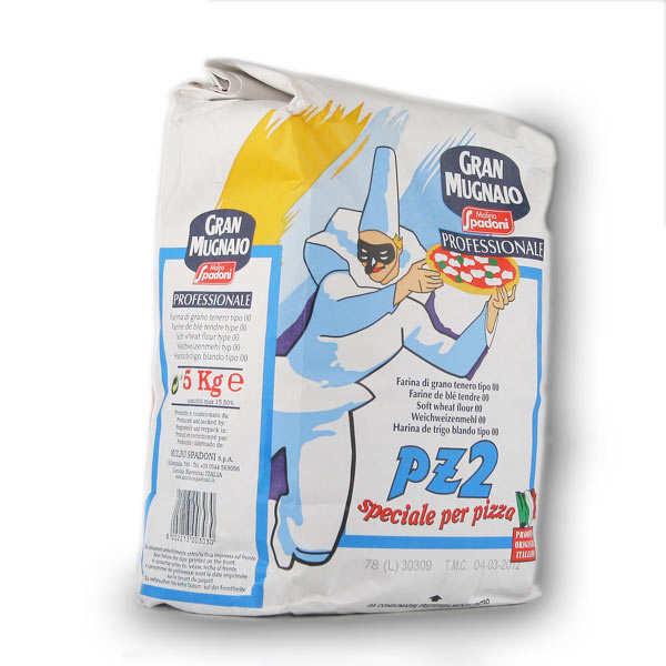 PZ2 Italian flour for pizza