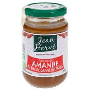 Jean Hervé - Praliné d'amandes au suc de canne intégral bio