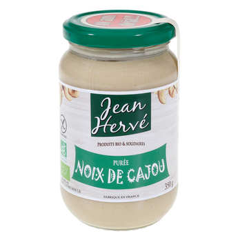 Jean Hervé - Purée de noix de cajou bio