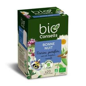 Bio Conseils - Infusion Bonne Nuit Bio