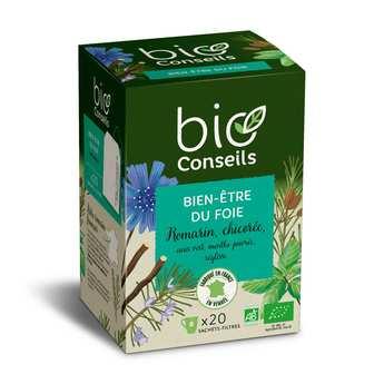 "Bio Conseils - organic infusion ""Liver"""
