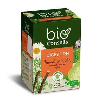 "Bio Conseils - organic infusion ""Digestion"""