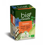 Bio Conseils - Infusion transit Bio