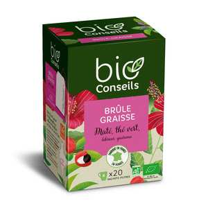 Bio Conseils - Organic Fat-Burning Infusion
