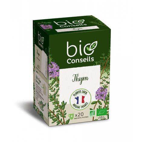 "Bio Conseils - organic infusion ""thyme"""