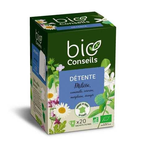 "Bio Conseils - organic ""relaxing"" infusion"