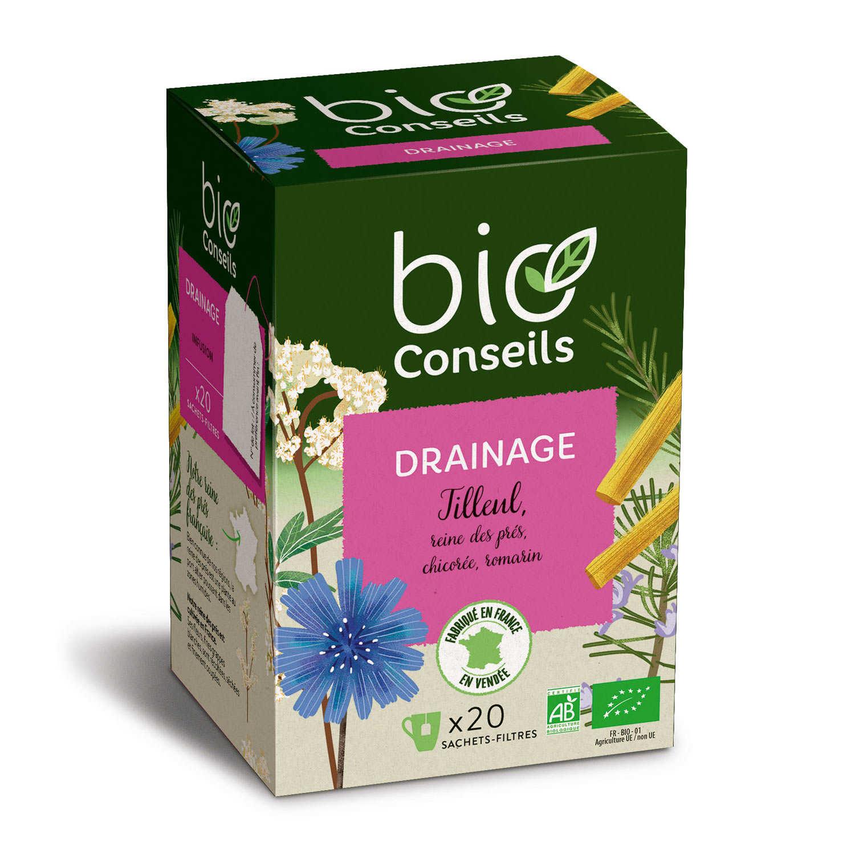 Infusion drainage Bio