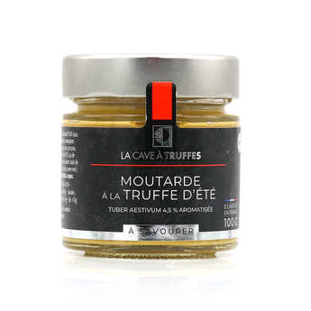 Truffières de Rabasse - Black Truffle Mustard