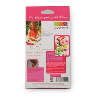 ScrapCooking ® - Plastic Number Cookie Cutters