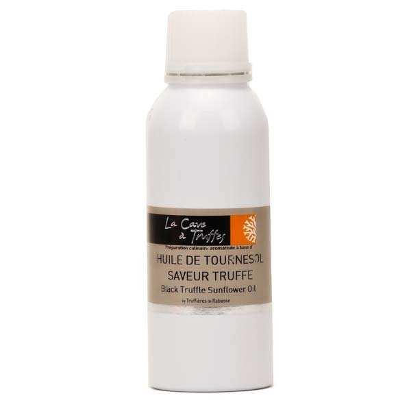 Spray d'huile à la truffe noire