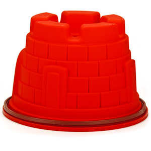 Silikomart - Castle Cake mould