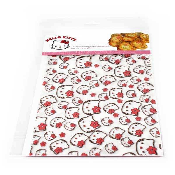 """Hello Kitty"" edible decoration paper"