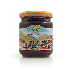 Verfeuille - Wild strawberry jam