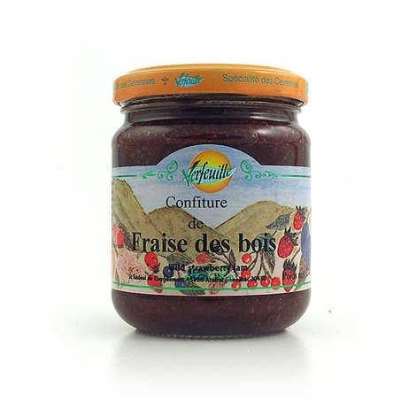 Verfeuille - Wild strawberry jam