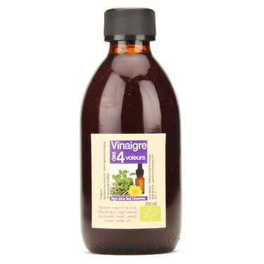 Organic 4 Thieves vinegar