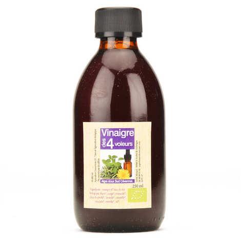 Aigre-doux Sud Cévennes - Organic 4 Thieves vinegar