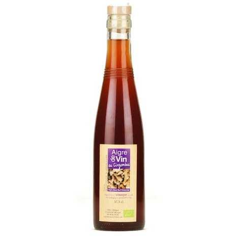 Aigre-doux Sud Cévennes - Organic Ginger Vinegar