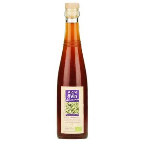 Aigre-doux Sud Cévennes - Vinaigre artisanal à la cardamome bio sans sulfite