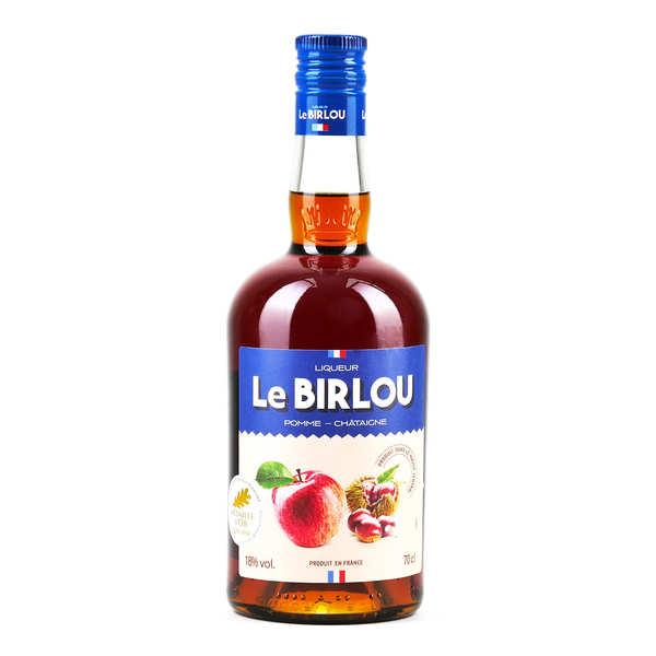 Le Birlou - Apéritif à la pomme et à la châtaigne - 20%