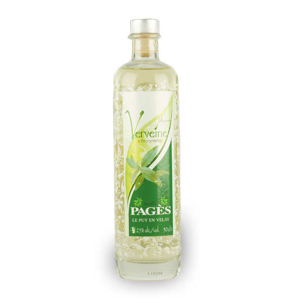 Lemon Verbena Liqueur - 25%